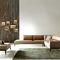 Canapé d'angle / modulable / contemporain / en cuir MILLER by Spessotto & Agnoletto Ditre Italia