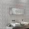 Carrelage d'intérieur / mural / en grès cérame / à motif géométrique 3D WALL DESIGN 2017: FLASH Atlas Concorde