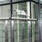 plaque signalétique murale / en verre / d'intérieur