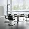 Table de conférence contemporaine / en plaqué bois / en acier / en stratifié TUNE by Jehs + Laub Renz