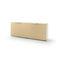 Armoire de classement basse / en plaqué bois / stratifiée / avec porte battante SITE Renz