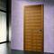 porte d'intérieur / va-et-vient / en bois / affleuranteARIAIMPRONTA