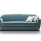 canapé lit / contemporain / en tissu / déhoussable