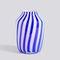 vase contemporain / en verre
