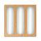 Panneau décoratif en bois / mélaminé / pour faux-plafond / coupe-feu LM3 Ideatec