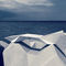 bain de soleil design original / en polyéthylène / de jardin / 100% recyclable