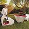 Pot de jardin en polyéthylène AGATHA by Agatha Ruiz de la Prada  VONDOM