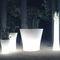 Pot de jardin en polyéthylène / lumineux BONES by Ludovica & Roberto Palomba VONDOM