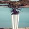 Pot de jardin en polyéthylène / lumineux BYE BYE by Harry & Camila  VONDOM