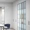 Mur de rangement pour bureau / en verre FLAT BOX FLAT BY ARTIS