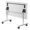 Table contemporaine / en acier / rectangulaire / pour établissement public 4395 BRUNE Sitzmöbel GmbH