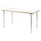 Table contemporaine / en acier / rectangulaire / pour établissement public 4412 BRUNE Sitzmöbel GmbH