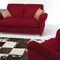 Canapé classique / en cuir / 2 places / avec accoudoirs CHOPPER : BELLAGIO Divani Santambrogio