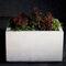 Jardinière en marbre / en pierre naturelle / rectangulaire / carrée LOUNGE BELLITALIA