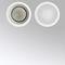 Spot encastré / à LED / carré / en métal EASY 6441 Egoluce