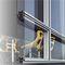 Cloison amovible / en aluminium / vitrée / à usage professionnel SMARTIA P200 ALUMIL S.A.