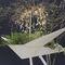Jardinière en métal / design original / pour espace public ALBATROS Tolerie Forezienne