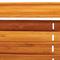 Stores vénitiens / en bambou / de protection solaire COMFORT 25 Servis Climax