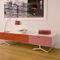 Meuble de télévision contemporain / design minimaliste / hi-fi / lowboard SATELLITE Quodes