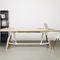 Table contemporaine / en chêne / en noyer / en bois laqué STAMMTISCH Quodes