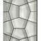 Bibliothèque design original / en aluminium / par Alfredo Häberli PATTERN Quodes