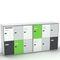 casier vestiaire en métal / à code / pour stockage800 SERIESKI Europe