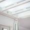 revêtement de sol en verre / résidentiel / pour le tertiaire / en dalles