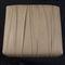 pouf design original / en velours / en cuir / en laiton
