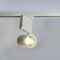 éclairage sur rail à LED / rond / en aluminium / professionnel