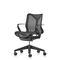 fauteuil de bureau contemporain / en maille / ergonomique / rouge