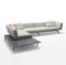 Canapé modulable / contemporain / en tissu / en cuir AVIO  Knoll international