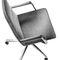 Chaise de conférence tapissée / avec accoudoirs / piètement étoile / réglable SOLA by Justus Kolberg Wilkhahn