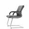 Chaise visiteur contemporaine / avec accoudoirs / tapissée / cantilever FS-LINE by Klaus Franck, Werner Sauer Wilkhahn