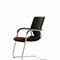 Chaise visiteur contemporaine / avec accoudoirs / tapissée / cantilever MODUS MEDIUM by K.Franck, W.Sauer, Wiege,F.Frenkler,J.K Wilkhahn
