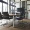 Chaise visiteur contemporaine / avec accoudoirs / tapissée / empilable ON 170 by Wiege Wilkhahn