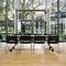 Table de réunion contemporaine / en bois / rectangulaire / pliante CONFAIR by Andreas Störiko Wilkhahn