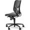fauteuil de bureau contemporain / en résille / à roulettes / piètement étoile