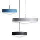 lampe suspension / contemporaine / en feutre / à LED