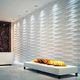 panneau décoratif de revêtement / en bambou / en fibre naturelle / pour plafond
