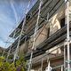 échafaudage en acier galvanisé / en aluminium / grande hauteur