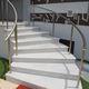 garde-corps d'intérieur / en aluminium / à barreaux / pour escalier
