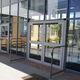 porte d'entrée / battante / en aluminium / de sécurité