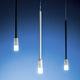 suspension / contemporaine / en verre / à LED