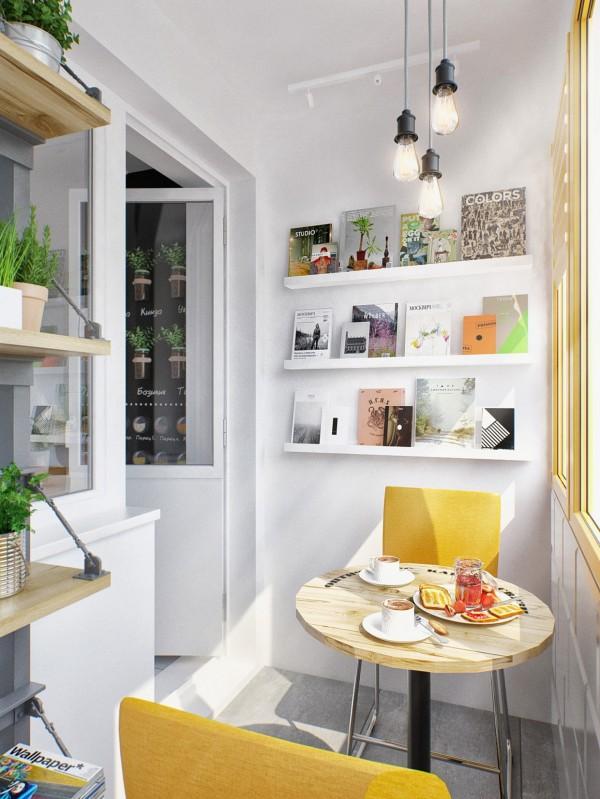 2 Concepts De Superbes Studios Simples Pour Un Jeune Couple Comprenant Des Plans D'étage