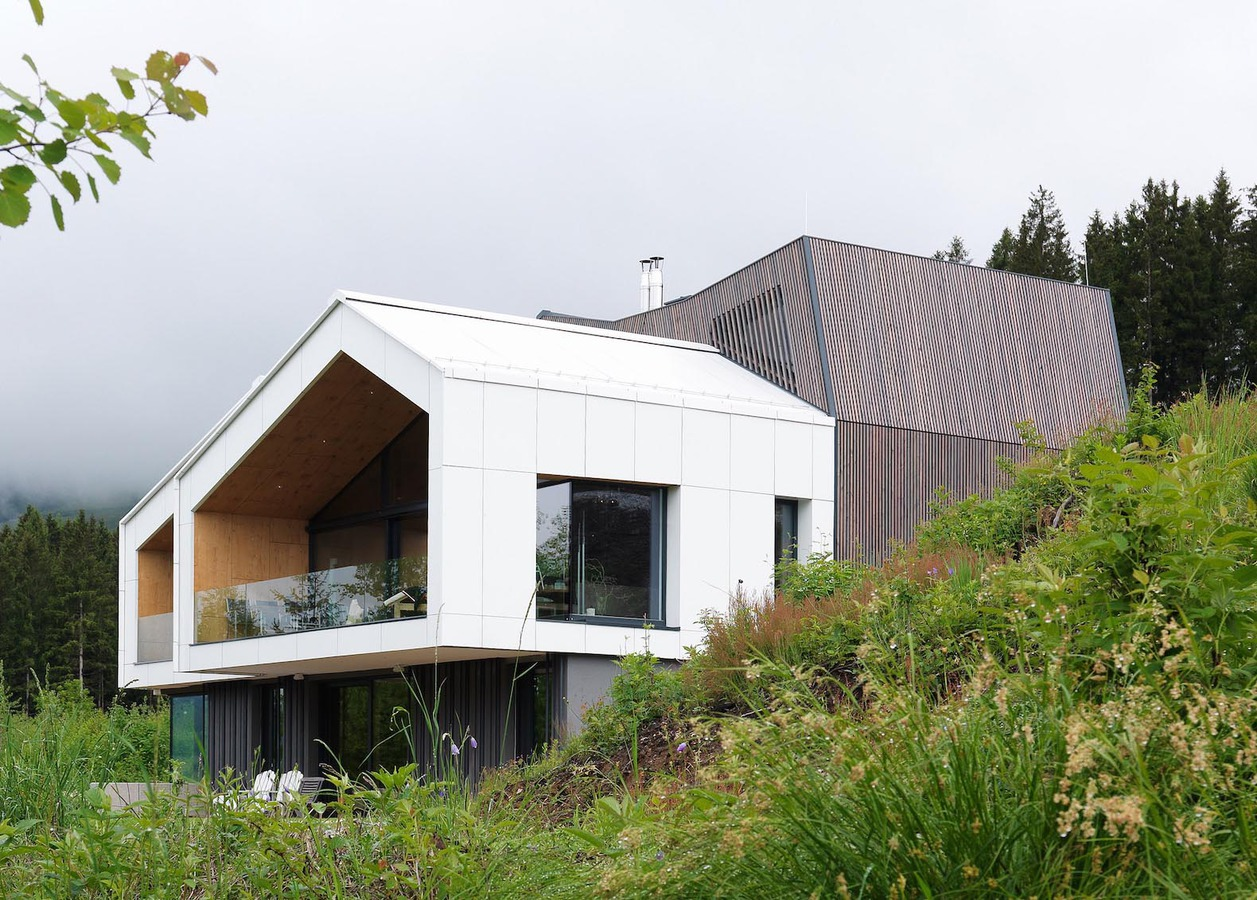 Architectes de sono ? la chambre de montagne vue revendique des ...