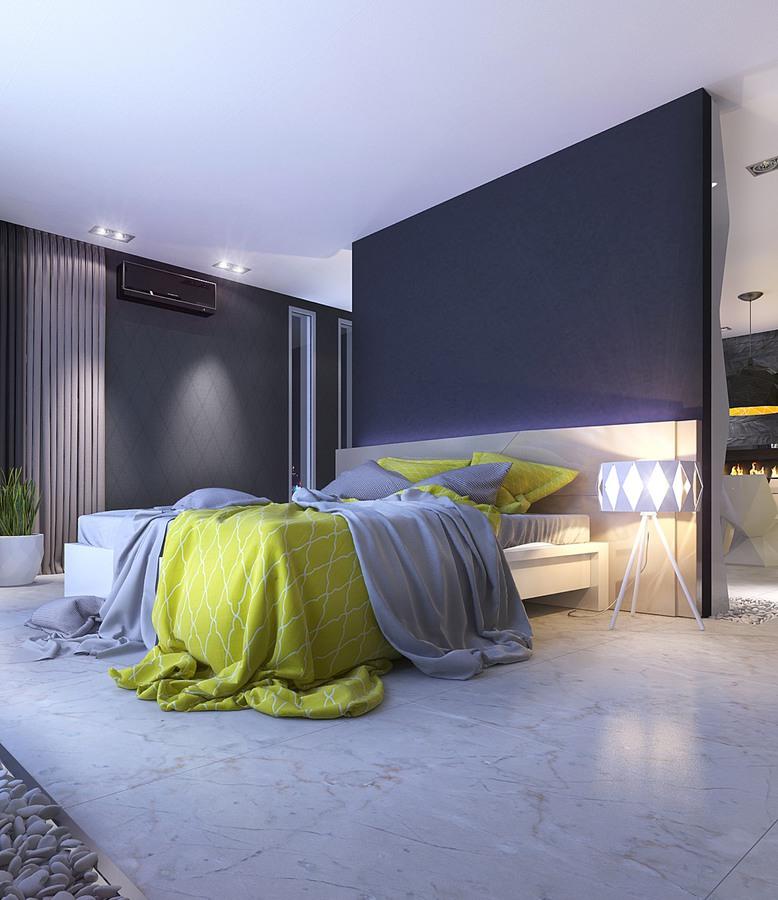 Belles chambres à coucher pour linspiration rêveuse de conception