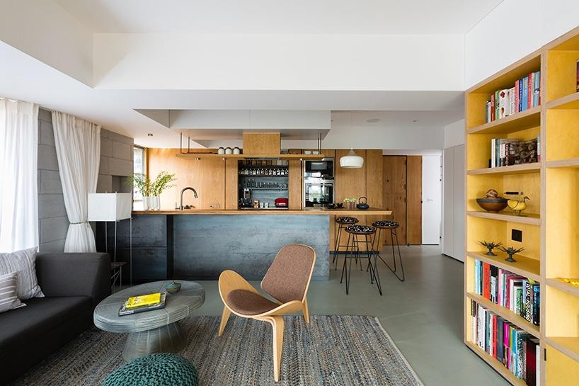 Merveilleux Le Brio Du0027architecture Rénove Un Appartement De Ville Compacte Dans Le  Mumbai