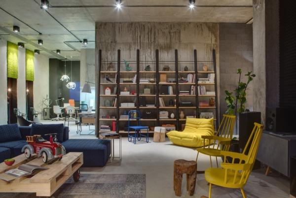Ces bureaux modernes sont aussi élégants et habitables que n