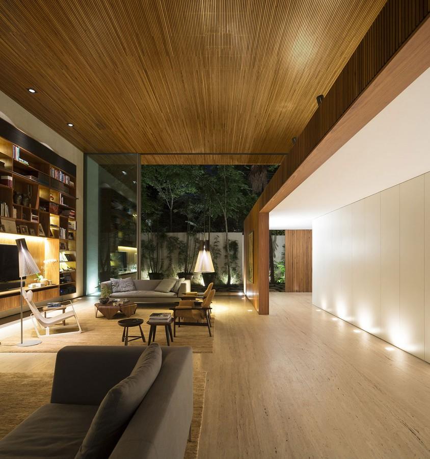 La Maison Tetris Une Maison Brésilienne Moderne Et Créative