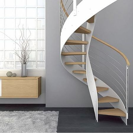 escalier en colimacon design